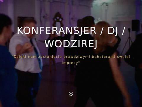 Playdjs.pl - konferansjer na event