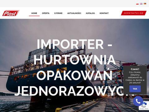 Plast Sp. z o.o. producent opakowań