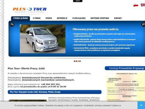 Autobusy, busy Łódź, Przewozy turystyczne