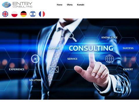 Pl.entryconsulting.com wirtualne biuro Francja