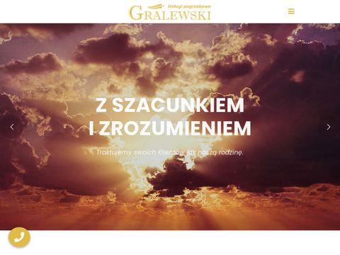 Pogrzeby-gralewski.pl - Warszawa