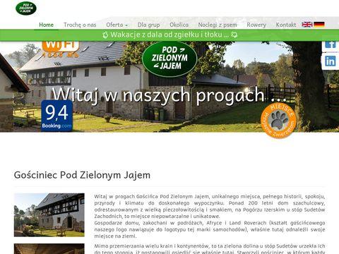Podzielonymjajem.pl wypoczynek z dziećmi Sudety