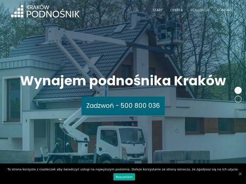 Podnosnik.krakow.pl wynajem