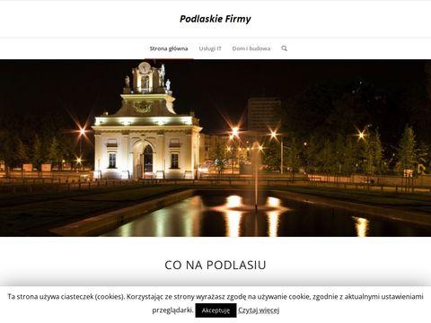 Podlaskiefirmy.pl