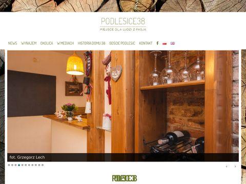 Domki na Jurze - podlesice38.pl