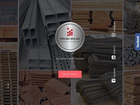 Polski Skład ytong Trzebnica