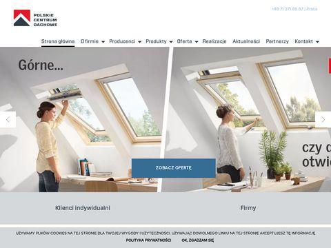 Polskiecentrumdachowe.pl dachówka we Wrocławiu