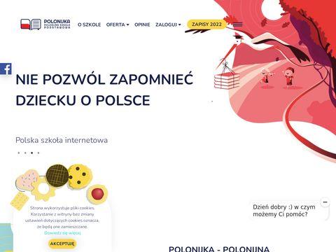 Polonijka.edu.pl szkoła dla dzieci