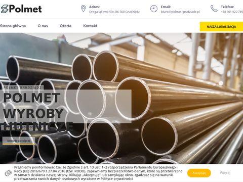 Polmet-grudziadz.pl wyroby hutnicze