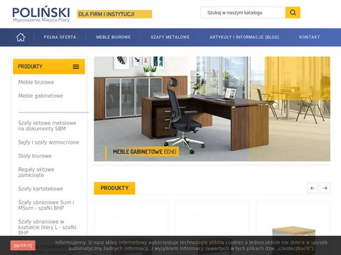 Polinskimeble.pl - medyczne i metalowe