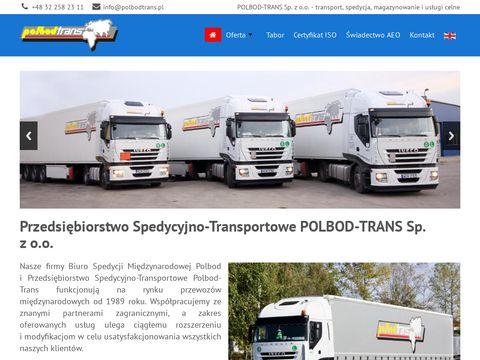 Polbod-Trans przewóz
