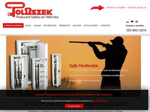 Polaszek.com.pl sejf