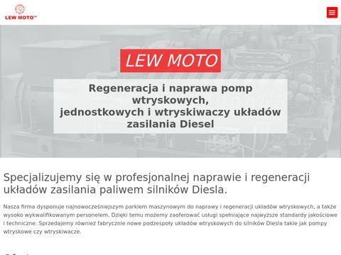 Pompa-wtryskowa.pl - Lew Moto