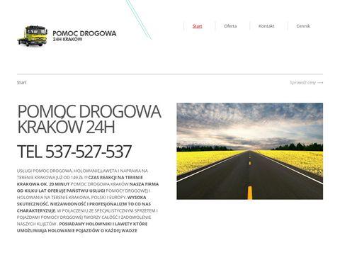 Pomocdrogowa-krakow.com.pl laweta