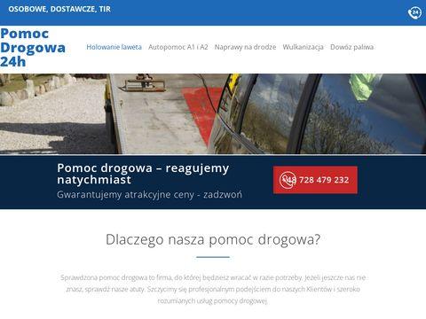 Pomocdrogowa-autoserwis.pl SOS
