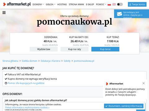Pomocnaukowa.pl