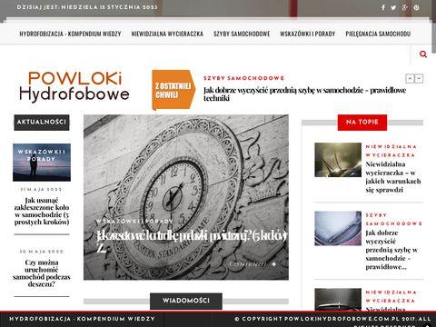 Powlokihydrofobowe.com.pl