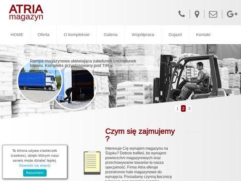Powierzchnie-magazynowe.pl do wynajęcia