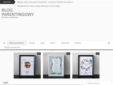 Potworywozkowe.pl blog parentingowy