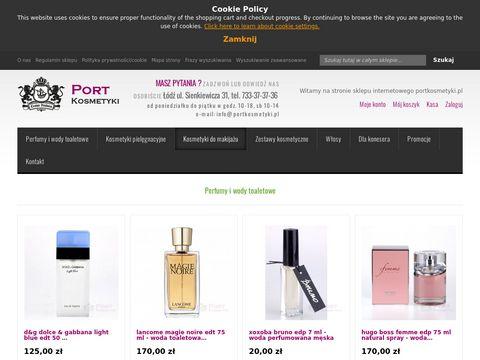 Port Kosmetyki