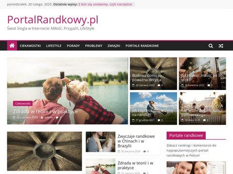 Portalrandkowy.pl świat singla w internecie