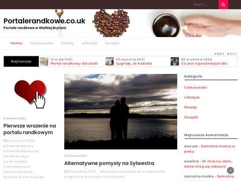 Portalerandkowe.co.uk Wielka Brytania