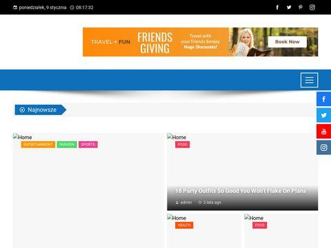 Poradynadzis.pl - blog z poradami