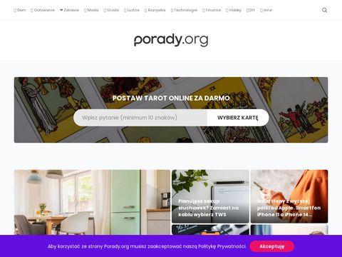 Porady.org portal o technologi