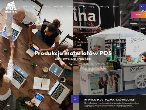Posperita.pl displaye tekturowe