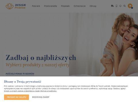 Poscielepremium.pl poszewki na kołdry