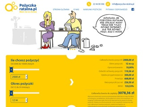Pozyczka-ratalna.pl