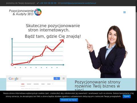 Pozycjonowanie-audytseo.pl agencja interaktywna
