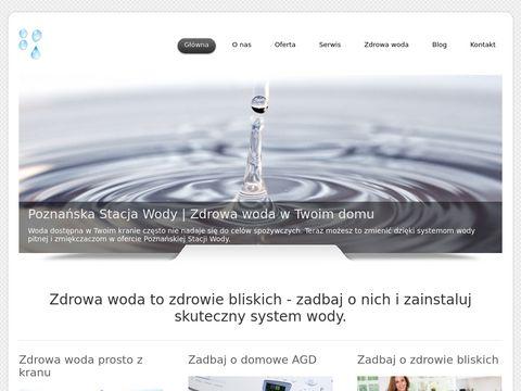 Zmiękczacz do wody Poznań