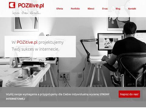 Pozitive.pl pozycjonowanie stron www Poznań