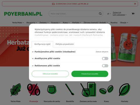 Poyerbani.pl - yerba mate sklep
