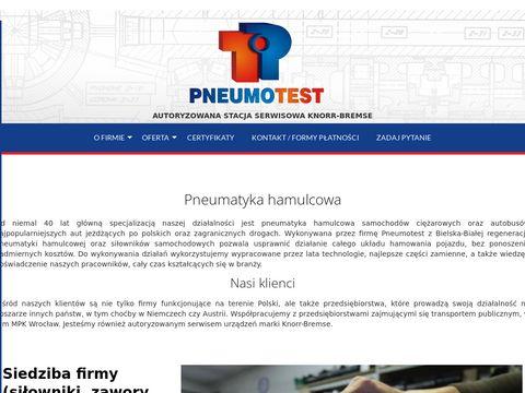 Pneumotest.com.pl regeneracja pneumatyki