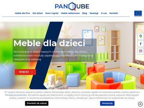 Panqube.pl kanapa do poczekalni