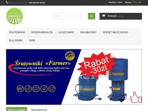 Pan-farmer.pl - rozdrabniacze pasz
