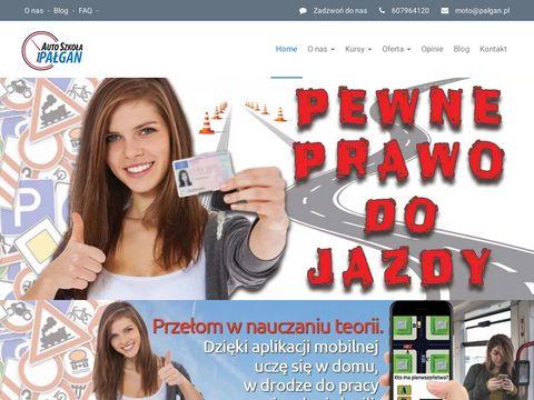 Palgan.pl auto szkoła Łódź