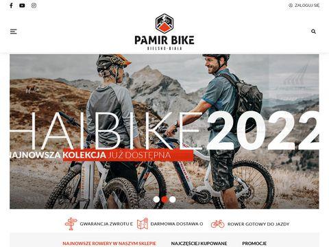 Pamirbike rowery miejskie Bielsko