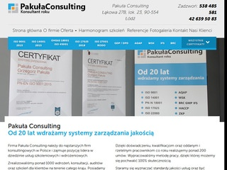 Pakulaconsulting.pl