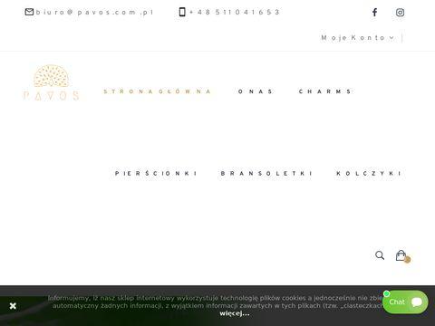 Pavos.com.pl biżuteria dla pań