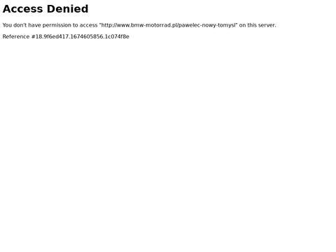 Pawelec.bmw-motorrad.pl