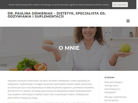 Paulina Siemieniak psychoterapeuta