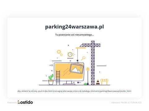Parking24warszawa.pl
