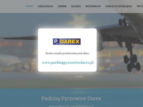 Parkingdarex.pl - parking Pyrzowice