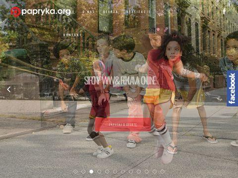 Agencja Reklamowa - Papryka.org