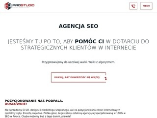 Paq-studio.com SEO dla e-commerce