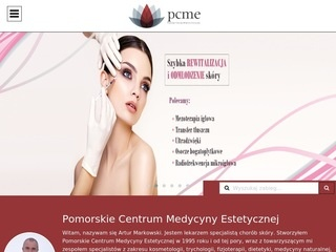 Pcme.pl - Pomorskie Centrum Medycyny Estetycznej