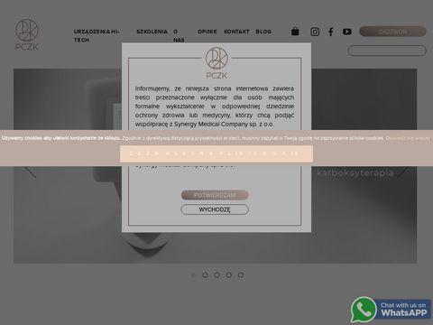 PCZK - lasery IPL w supercenach
